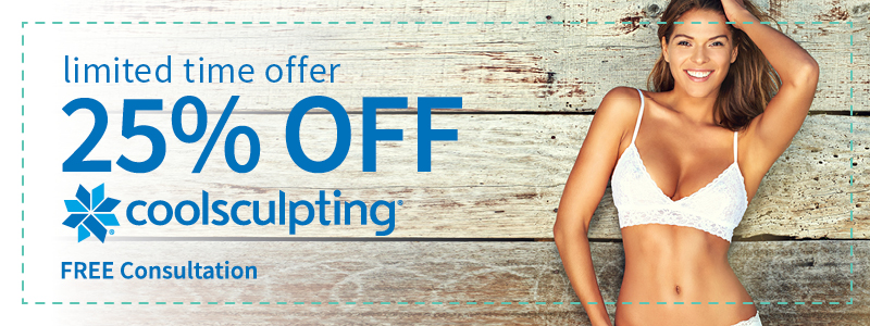 25% OFF CoolSculpting Coupon