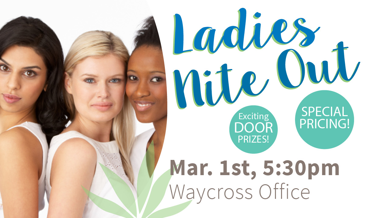 Ladies Nite Out - March 1st
